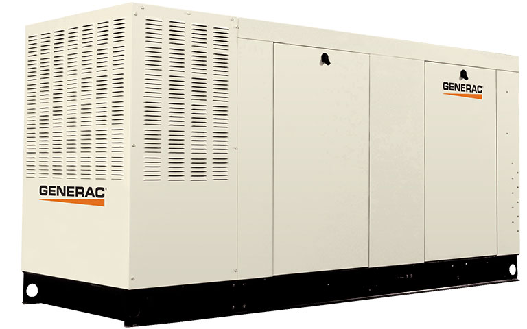 Generac QT Series 100 kW Home Backup Generator in Brooklyn, New York
