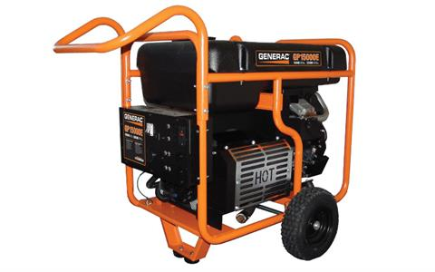 Generac Portable Generators GP15000E 5734-1 in Hillsboro, Wisconsin