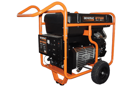 Generac Portable Generators GP17500E 5735-1 in Ponderay, Idaho
