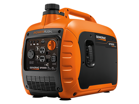 Generac Portable Generators GP3000i in Hillsboro, Wisconsin