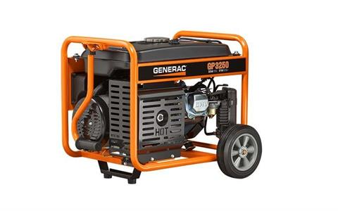Generac Portable Generators GP3250 5982-1 (5982) in Hillsboro, Wisconsin