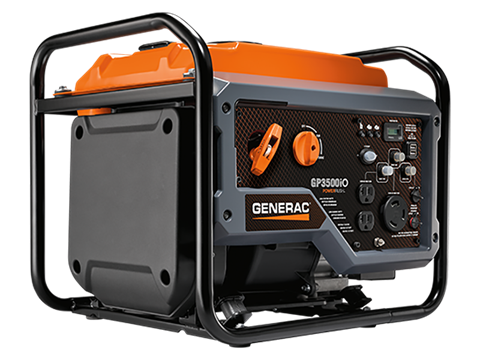 Generac Portable Generators GP3500iO 7128-0 in Hillsboro, Wisconsin