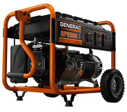 Generac Portable Generators GP5500 5939-6 in Hillsboro, Wisconsin