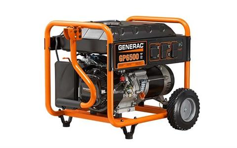 Generac Portable Generators GP6500 5940-2 in Hillsboro, Wisconsin