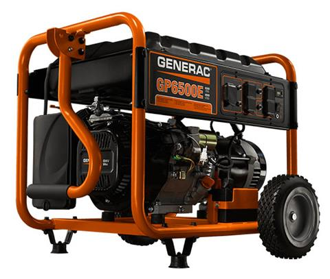 Generac Portable Generators GP6500E 5941-3 in Hillsboro, Wisconsin