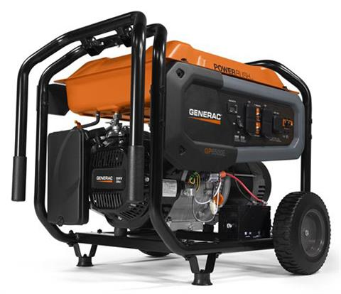 Generac Portable Generators GP6500E 76820 in Hillsboro, Wisconsin