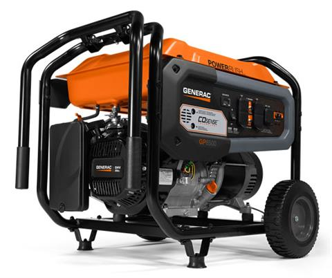 Generac Portable Generators GP6500 Co-Sense 76830 in Ponderay, Idaho