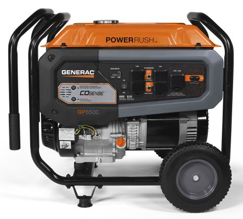 2019 Generac Portable Generators GP6500 Co-Sense 76830 in Hillsboro, Wisconsin - Photo 2