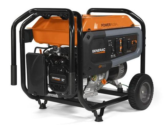 2019 Generac Portable Generators GP6500 7690-2 in Hillsboro, Wisconsin - Photo 1