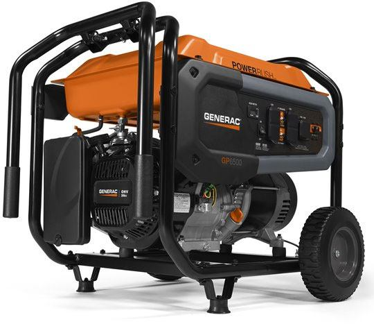 2019 Generac Portable Generators GP6500 7690-2 in Hillsboro, Wisconsin - Photo 2