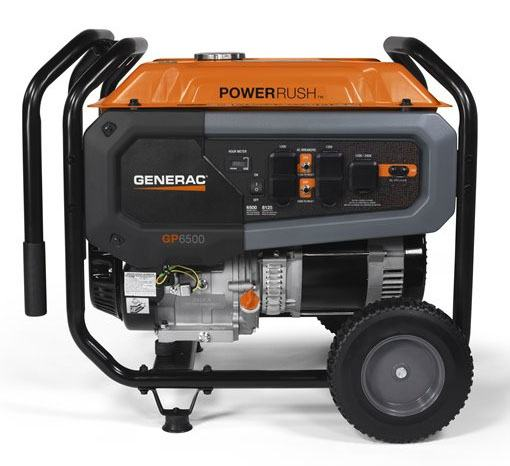 2019 Generac Portable Generators GP6500 7690-2 in Hillsboro, Wisconsin - Photo 3