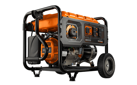 Generac Portable Generators RS5500 6672-0 in Hillsboro, Wisconsin