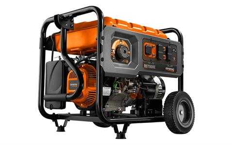 Generac Portable Generators RS7000E 6673-0 in Hillsboro, Wisconsin