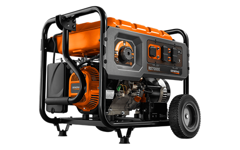 Generac Portable Generators RS7000E 6673-0 in Ponderay, Idaho