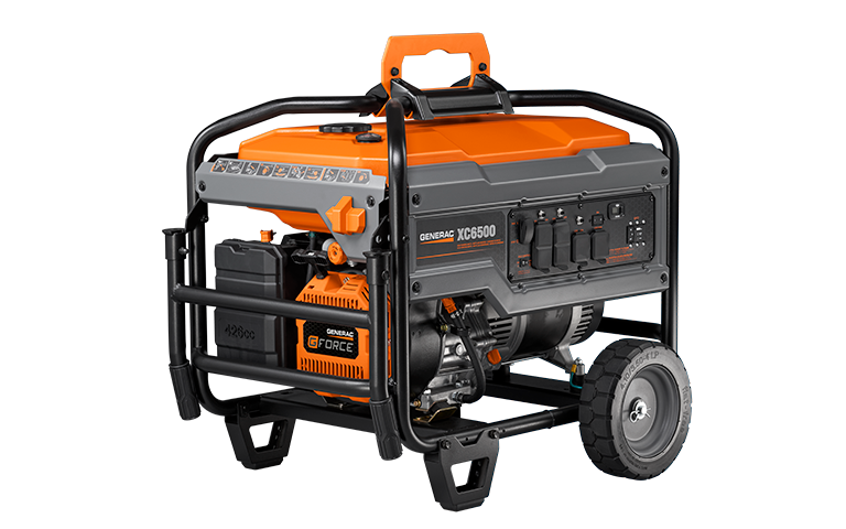 Generac PRO Portable Generator XC6500 6823-0 in Hillsboro, Wisconsin - Photo 1