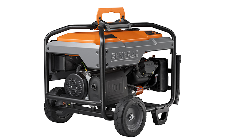 Generac PRO Portable Generator XC6500 6823-0 in Hillsboro, Wisconsin - Photo 4