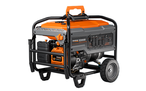 Generac PRO Portable Generator XC6500 CARB 6824-0 in Ponderay, Idaho