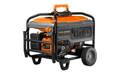 Generac PRO Portable Generator XC8000E 6826-0 in Ponderay, Idaho