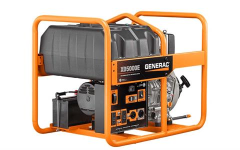 Generac PRO Portable Generator XD5000E 6864-0 in Ponderay, Idaho
