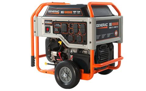 Generac Portable Generators XG10000E 5802-2 in Hillsboro, Wisconsin