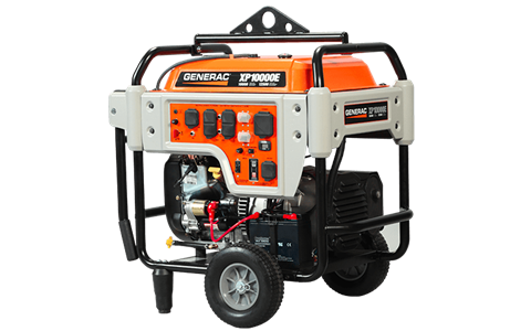 Generac Portable Generators XP10000E 5932-1 in Ponderay, Idaho
