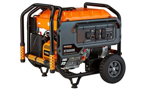 Generac Portable Generators XT8000E 6433-0 in Hillsboro, Wisconsin