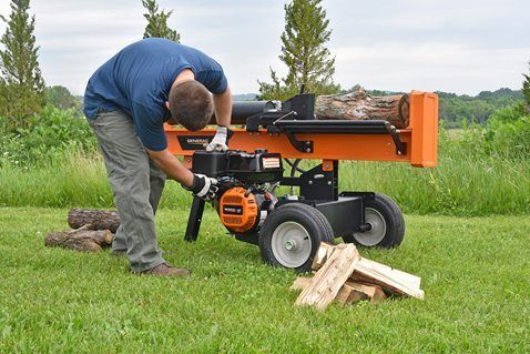 Generac PRO Horizontal-Vertical Log Splitter in Ponderay, Idaho - Photo 2