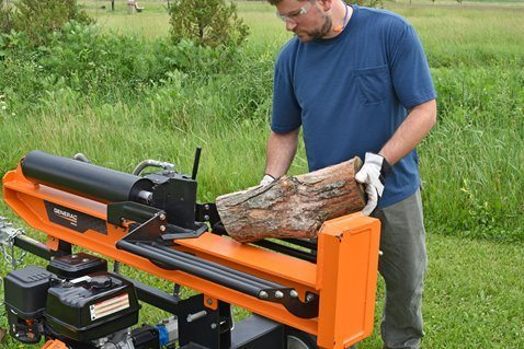Generac PRO Horizontal-Vertical Log Splitter in Ponderay, Idaho - Photo 3