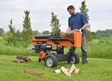 Generac PRO Horizontal-Vertical Log Splitter in Ponderay, Idaho - Photo 4