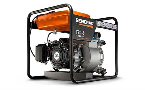 Generac 2 in. Trash Water Pump in Ponderay, Idaho