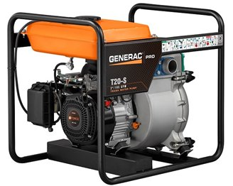 Generac PRO 2 in. Semi-Trash Pump T20-S in Ponderay, Idaho