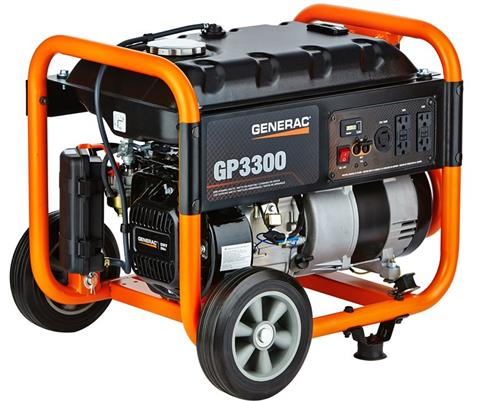 Generac Portable Generators GP3300 6432-0 in Hillsboro, Wisconsin