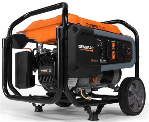 Generac Portable Generators GP3600 7677-0 in Ponderay, Idaho