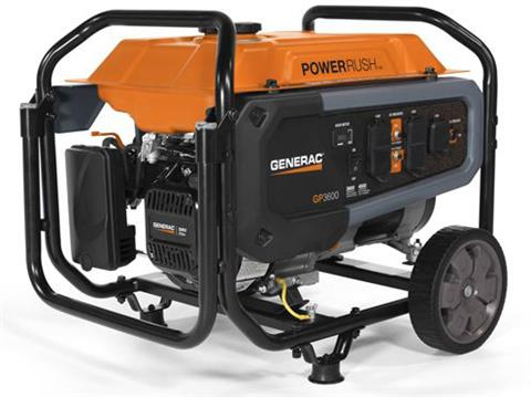 Generac Portable Generators GP3600 7677-0 in Hillsboro, Wisconsin