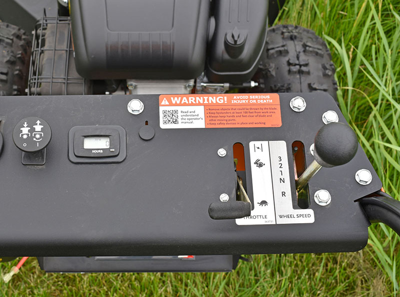 2020 Generac PRO 26 in. Brush Mower in Prairie Du Chien, Wisconsin - Photo 3