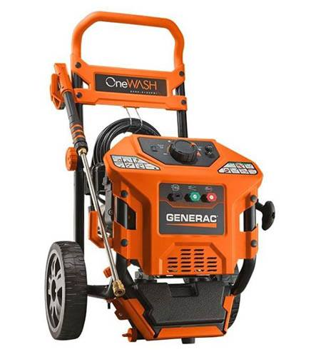 2020 Generac Pressure Washer OneWash 2000-3100 psi 2.8 GPM in Ponderay, Idaho