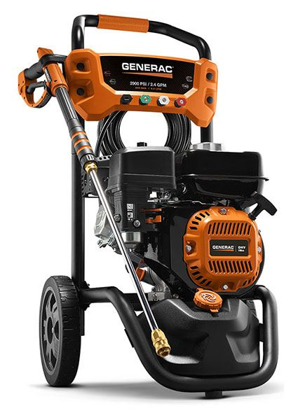 2020 Generac Pressure Washer 2900 psi 2.4 GPM in Prairie Du Chien, Wisconsin - Photo 1