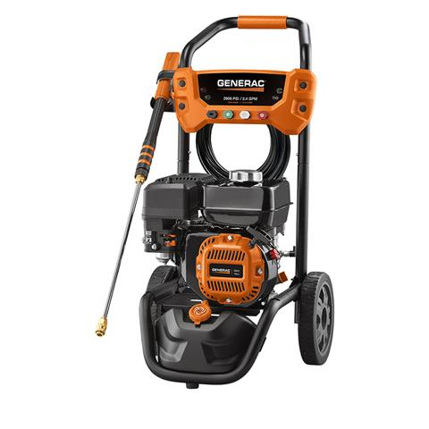 2020 Generac Pressure Washer 2900 psi 2.4 GPM in Prairie Du Chien, Wisconsin - Photo 2