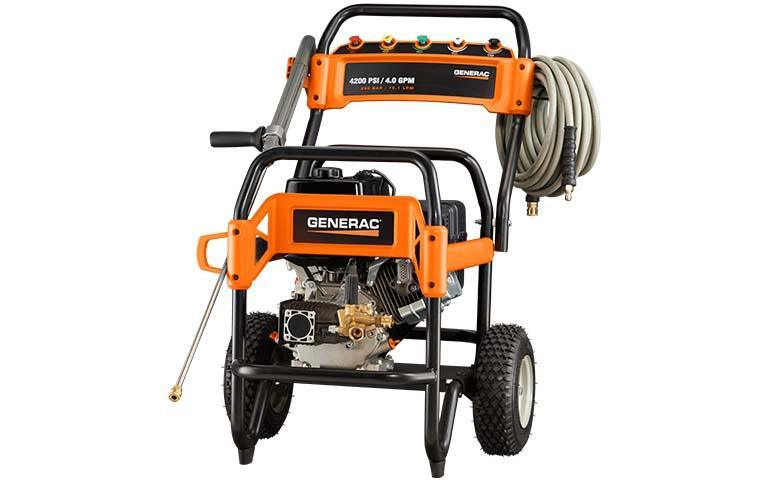 2020 Generac Pressure Washer 4200 psi 4.0 GPM in Prairie Du Chien, Wisconsin - Photo 2