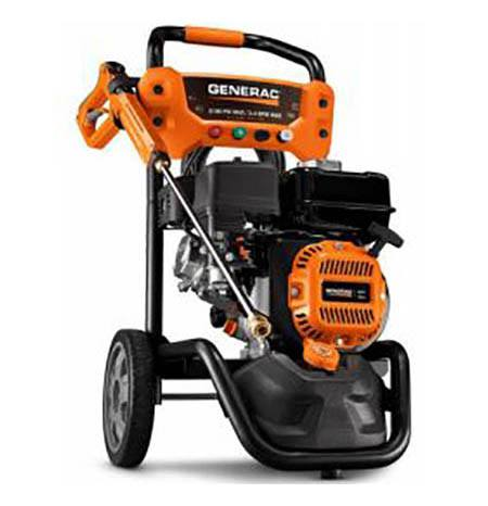2020 Generac Pressure Washer OneWASH 3100 psi with Powerdial Gun in Ponderay, Idaho