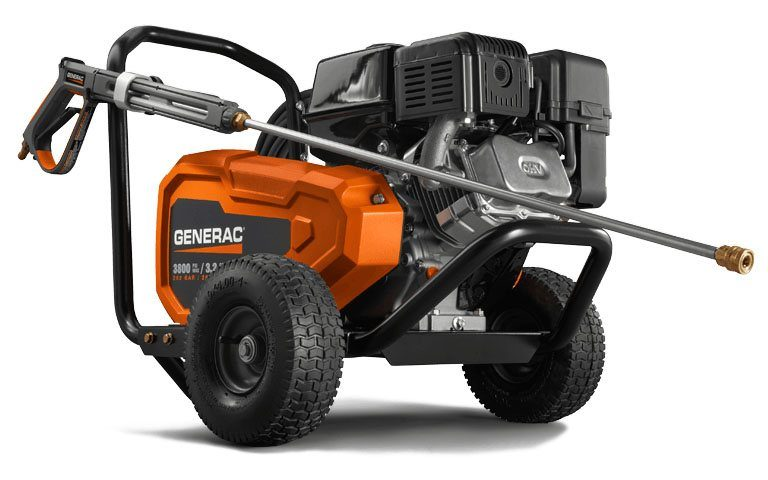 2020 Generac PRO Belt Drive Pressure Washer 3800 psi 3.2 GPM in Alamosa, Colorado - Photo 1