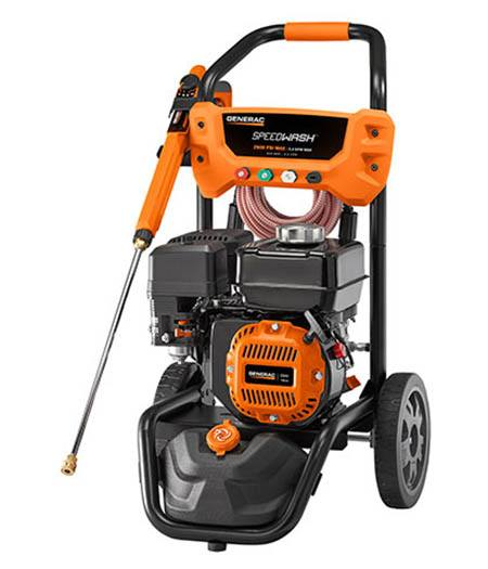 2020 Generac Pressure Washer Speedwash 2900 psi in Prairie Du Chien, Wisconsin - Photo 2