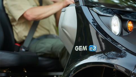 2016 GEM e2 in Seattle, Washington