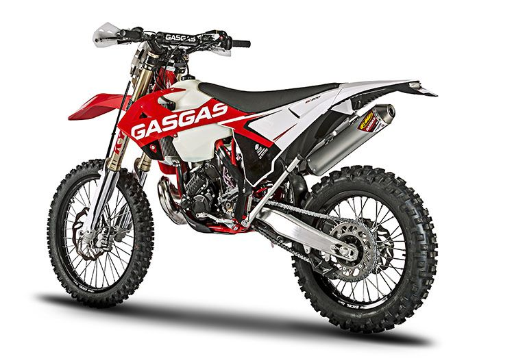 2018 Gas Gas EC 250 in Carroll, Ohio