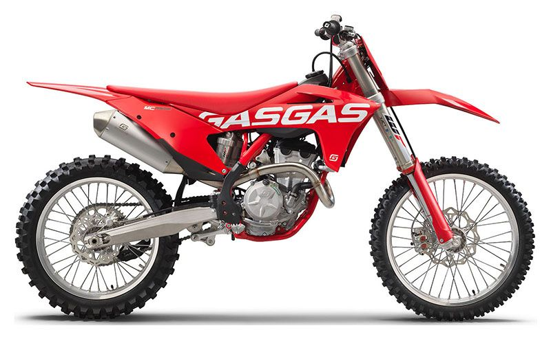 2021 Gas Gas MC 250F in McKinney, Texas - Photo 1