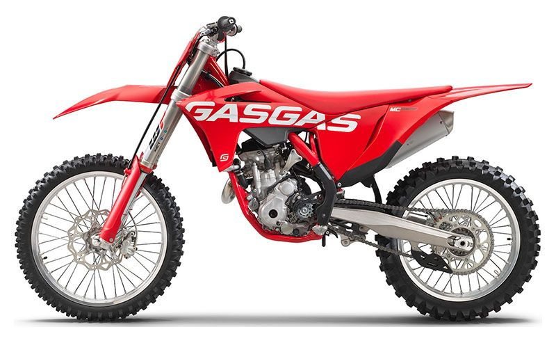 2021 Gas Gas MC 250F in Costa Mesa, California - Photo 9