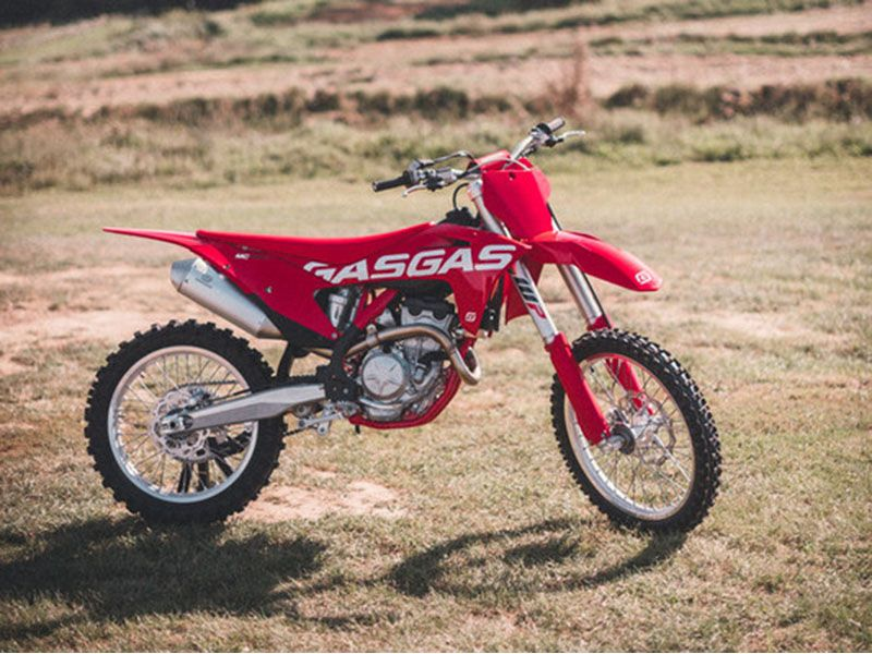2021 Gas Gas MC 250F in Costa Mesa, California - Photo 16