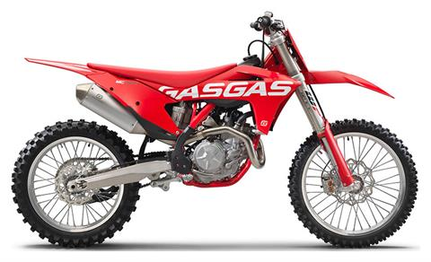 2021 Gas Gas MC 450F in Costa Mesa, California