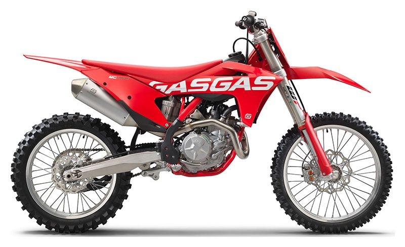 2021 Gas Gas MC 450F in Coeur D Alene, Idaho - Photo 1