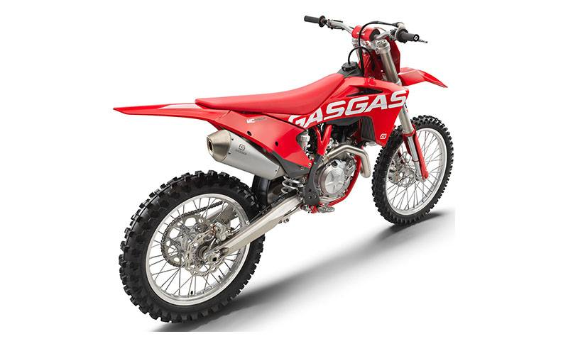2021 Gas Gas MC 450F in Coeur D Alene, Idaho - Photo 6